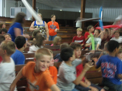 Illinois District Boys' and Girls' Camp, Nazarene Acres IL, July 2008