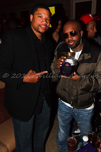 Jermaine Dupree Crown Royal Black at The Roxxy