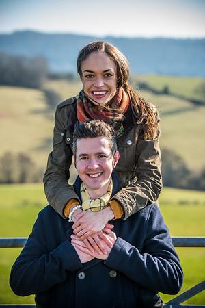 Rhiannon & Ashley Engagement