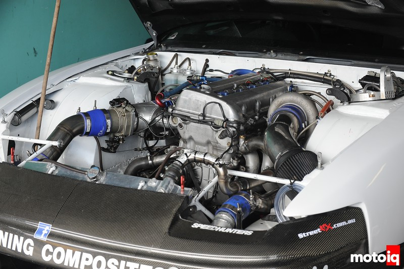 mca suspension s13 sr20ve engine