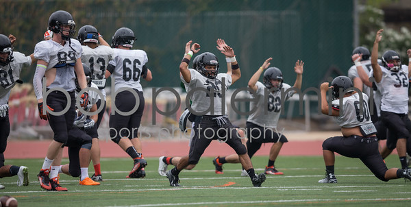 Oxy Football Camp 8-22-15