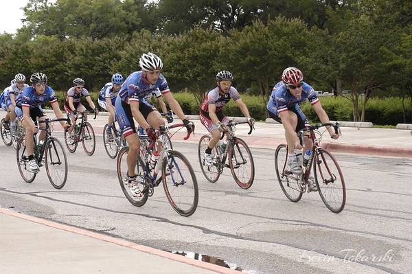 Texas State Criterium Championships, May 28, 2007, Fort Worth, TX - Cat 3