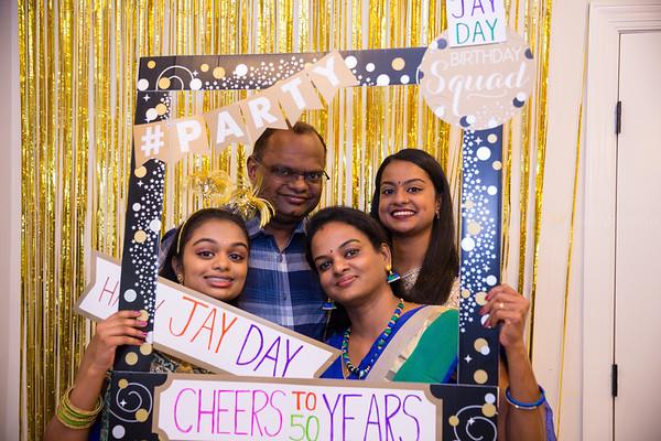 Jayapal 50th Birthday