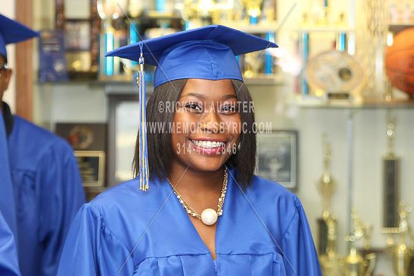 Grant Illini Middle School Graduation 2016
