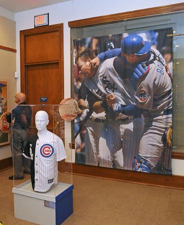 Elmhurst Historical Museum opens Sox vs. Cubs exhibit