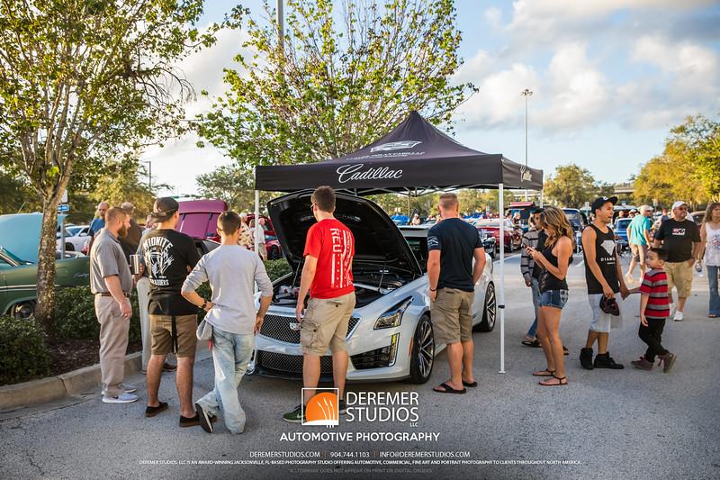 2017 10 Cars and Coffee - Everbank Field 033A - Deremer Studios LLC
