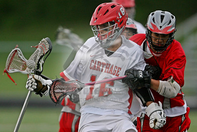 5/20/2014 - Quarterfinal Playoff Game - Fulton vs. Carthage - Carthage Central School District, Carthage, NY