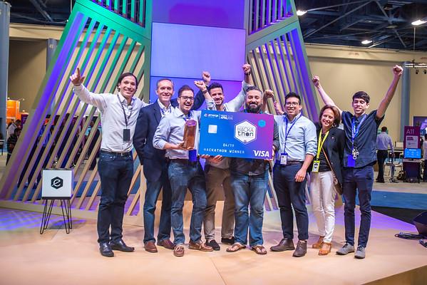Launchpad: Hackathon Award Presentation