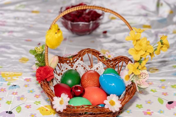 Family Easter celebration - April 28,  2019