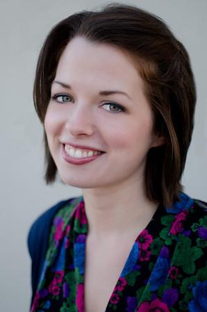 Paige Salter Headshots