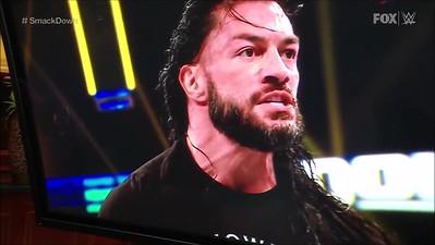Roman Reigns- Screencaps / Smackdown June 11, 2021