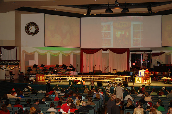 2005 Casas Christian School - Christmas Program