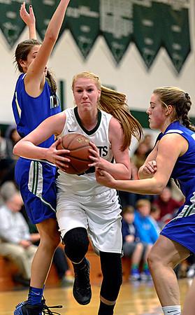 Fayetteville-Manlius Girls Basketball 2013-14