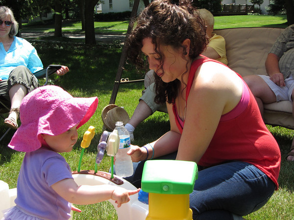 Sophia's 1st Birthday