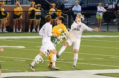 Trinity vs St X Varsity Soccer