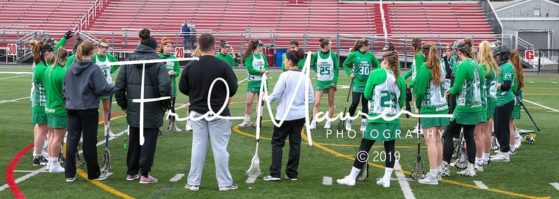 2/23/2019 YCP Women's Lacrosse vs Montclair State