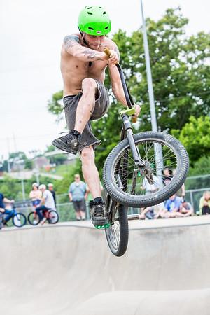 Knoxville BMX Jam 2015