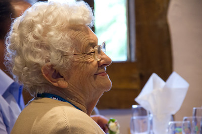 Mary Williamson's 90th Birthday