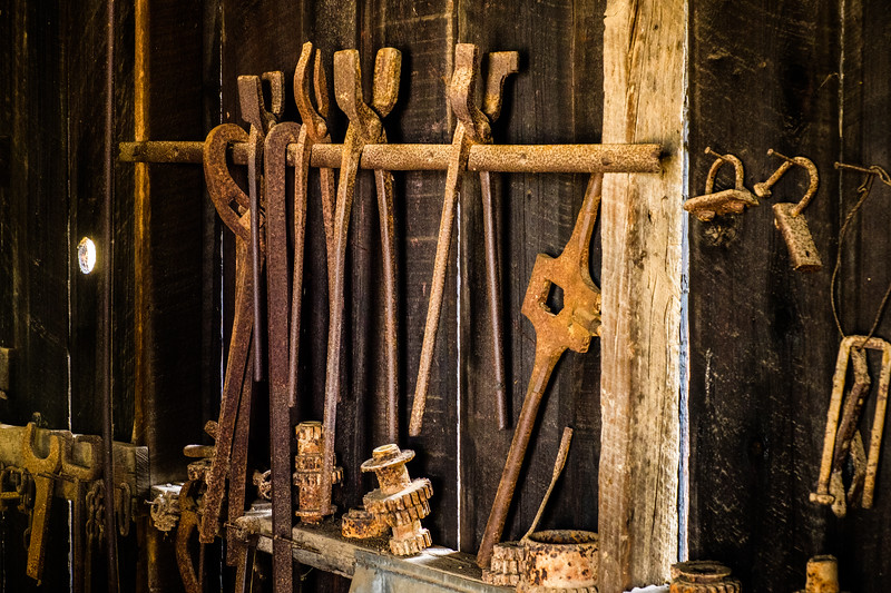 Winery Shop Tools
