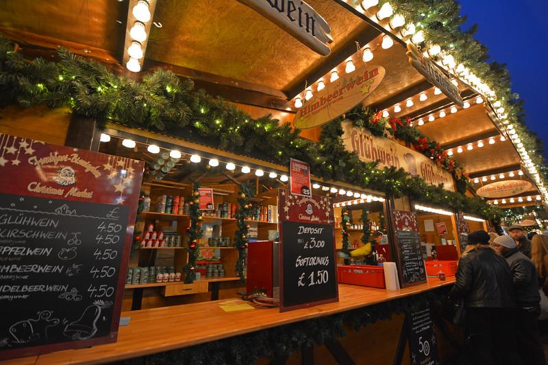 Birmingham Christmas Market - England