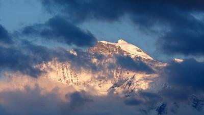 Berner Alpen VIII
