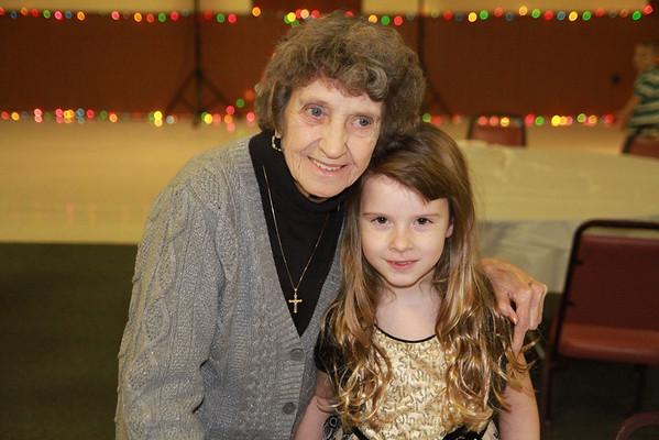 CHRISTmas Party - Dec 9 2012
