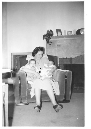 1940s-50s Alter Family Photos