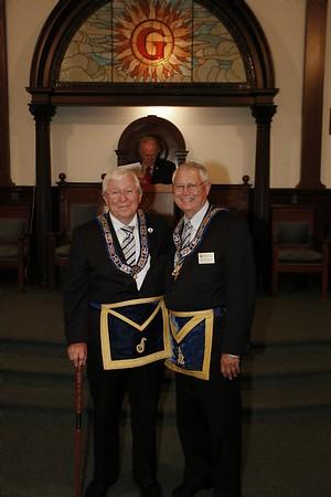 Redlands Lodge Reception Floyd Orr