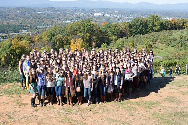 Oct 26, 2014 | UVA Sigma Kappa Sisterhood Retreat