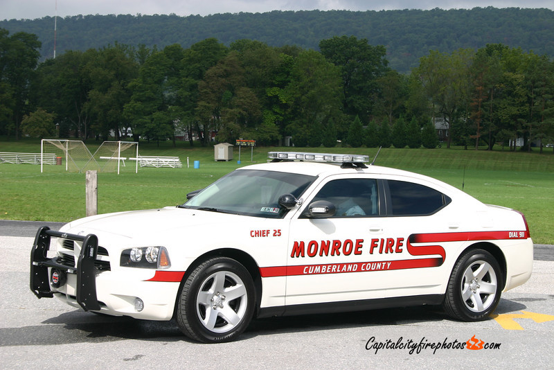 Monroe Chief 25: 2008 Dodge Charger