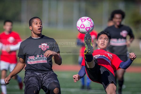 DCSAA Boys  Soccer All Star Game