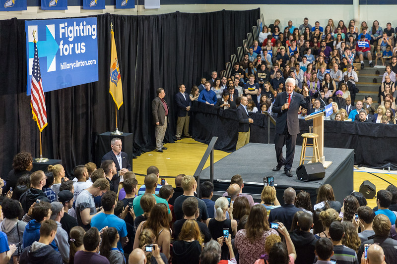 President Bill Clinton @ TCNJ 5-13-2016-12.jpg