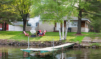 Lake House Couderay