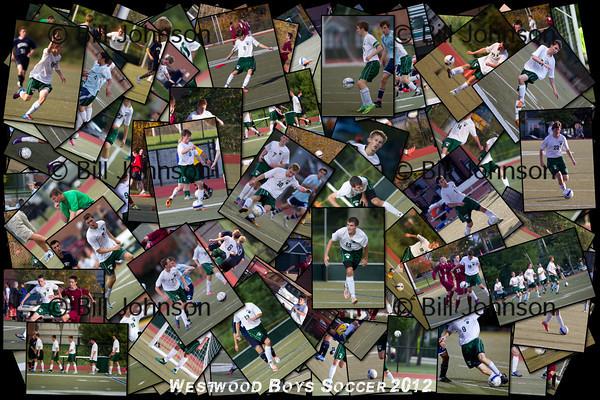 B V Soccer Westwood Collages 2012