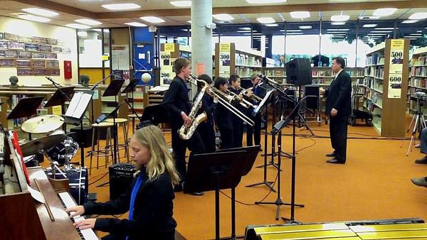 Westlake High School Jazz Festival