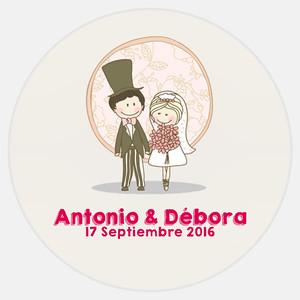 Antonio & Débora