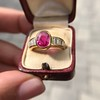 3.21ctw Burma N-Heat Ruby Ring, by Mellerio 29
