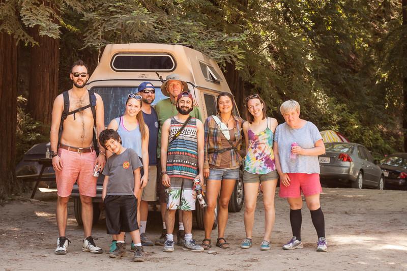 Harbor Camping 2015