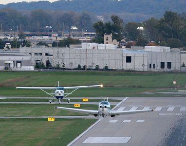 Beechcraft Debonair N7132N