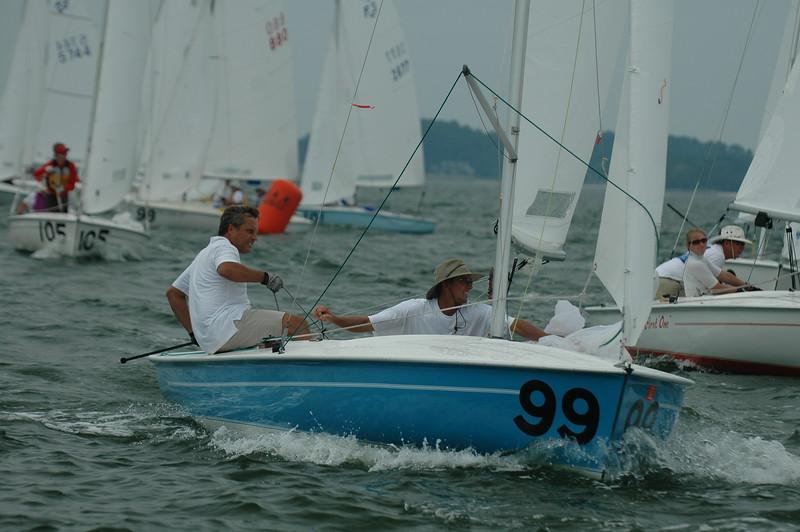 99/5696 Chip Merlin/Donnie Brennan