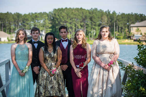 Lowcountry Homeschoolers Prom