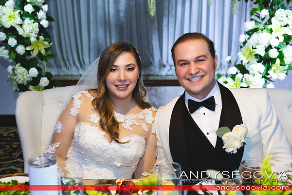 Carolina + Ricardo Wedding