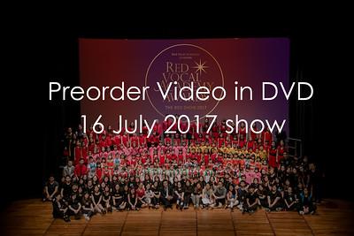 July 16 - DVD