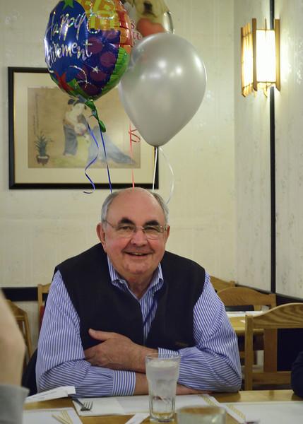 Carl Hoffman's Retirement (Really)