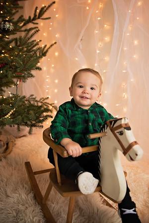 Ezra Christmas Minis