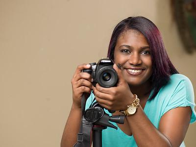 Marketing and Media photo shoot