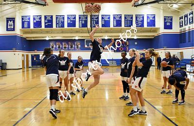 2019-12-10 SHA Varsity Girls Basketball vs Seneca