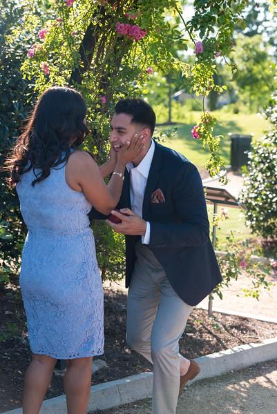 Kunal wedding proposal