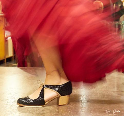Cadiz, Spain & Flamenco