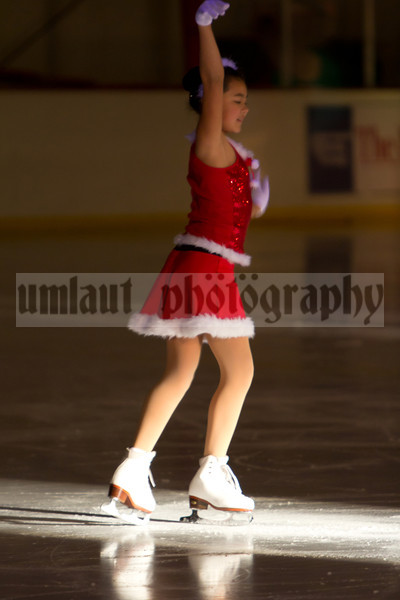 Skating School Christmas Recital